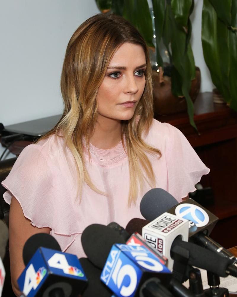 Mischa Barton Awarded Restraining Orders Against Two Former Boyfriends Amid Possible Sex Tape Surfacing