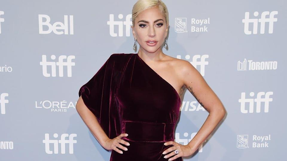 Lady Gaga à Toronto - Kevin Winter - Getty Images North America - AFP