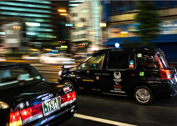 Should you take a taxi in Japan? (Image credit: BT Image / Shutterstock.com)