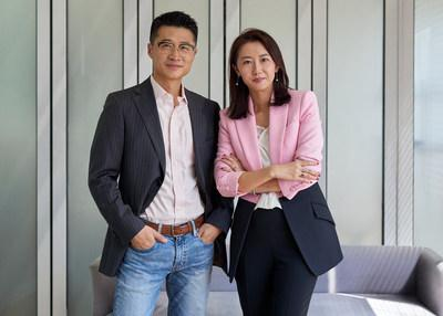 Scott Wang, Head of Strategy, Asia Pacific and General Manager of Travelzoo in Greater China and Sharry Sun, Global Head of Brand of Travelzoo