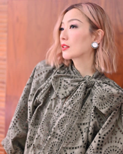 Sammi Cheng will not be visiting her husband while he's in Taiwan