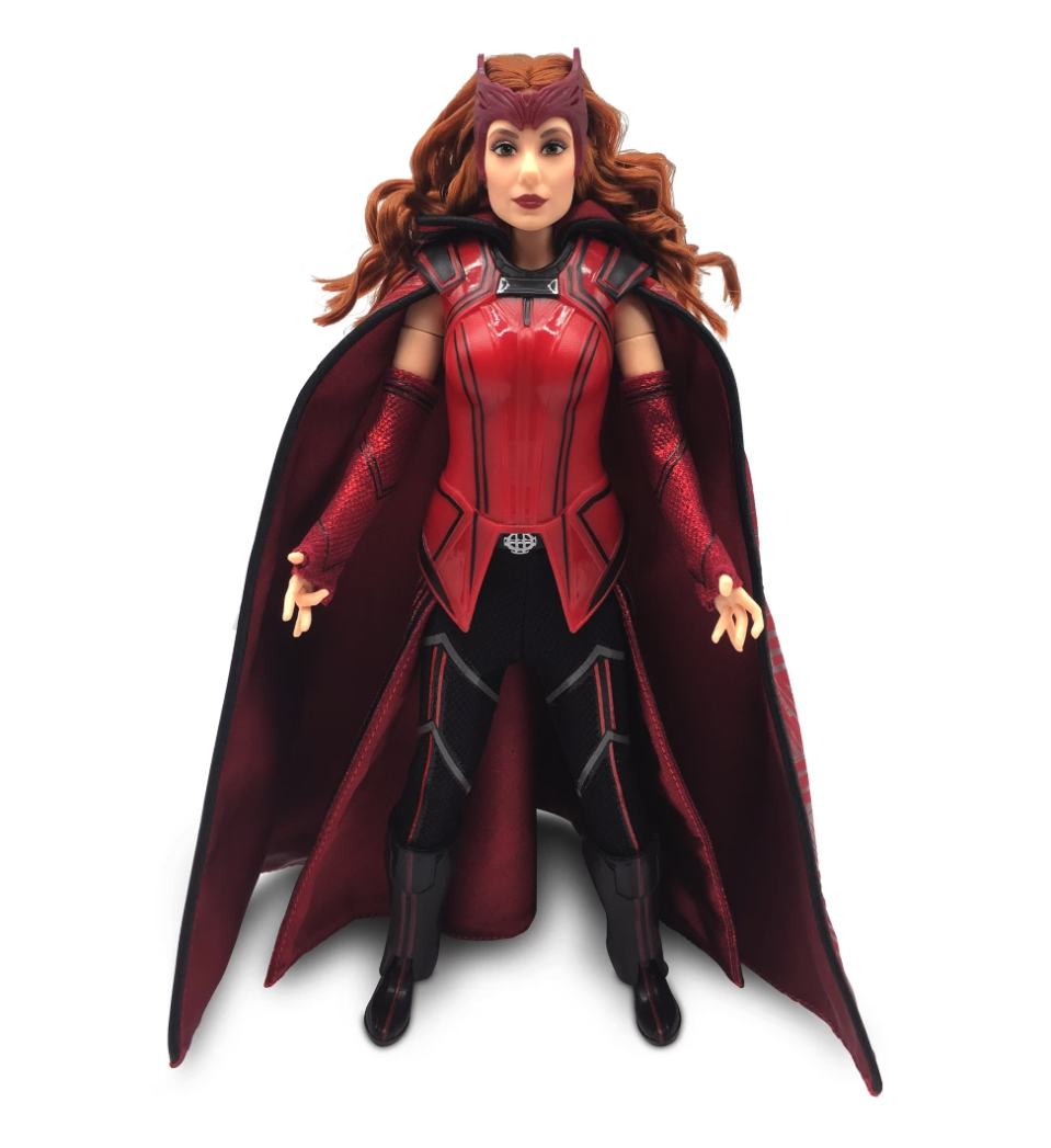 WandaVision Scarlet Witch Special Edition Doll
