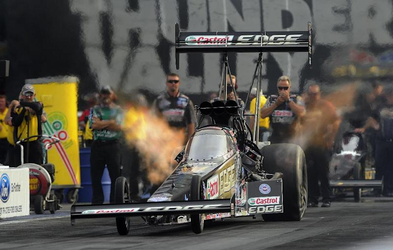 Brittany Force takes No. 1 spot in Top Fuel