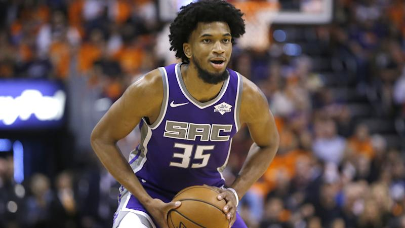 Kings' Marvin Bagley ready to return to action after eight-game absence