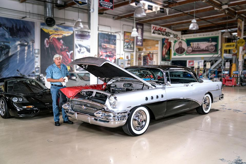 JAY LENO'S GARAGE Season 3