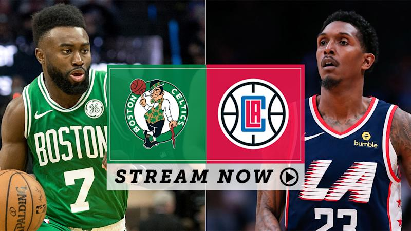 How To Watch Or Stream The Boston Celtics Vs Los Angeles
