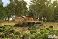 """<p><strong>Sleeps:</strong> 4</p><p>For a Scottish treehouse holiday with an enchanting setting, <a href=""""https://go.redirectingat.com?id=127X1599956&url=https%3A%2F%2Fwww.qualityunearthed.co.uk%2Fglamping%2Fscotland%2Fperthshire%2Ftreehouses-in-perthshire%2Ftreecreeper&sref=https%3A%2F%2Fwww.housebeautiful.com%2Fuk%2Flifestyle%2Fproperty%2Fg33931209%2Ftreehouse-holidays%2F"""" rel=""""nofollow noopener"""" target=""""_blank"""" data-ylk=""""slk:Treecreeper"""" class=""""link rapid-noclick-resp"""">Treecreeper</a> sits just four miles from the world-famous Trossachs National Park. The elegant treehouse has luxury comforts including the exterior deck looking out over an incredible carpet of moss and woodland, an outdoor copper bath, a roaring log burning stove and fine bedding.</p><p>Treehouse holidays cost from £605 for three nights from Quality Unearthed</p><p><a class=""""link rapid-noclick-resp"""" href=""""https://go.redirectingat.com?id=127X1599956&url=https%3A%2F%2Fwww.qualityunearthed.co.uk%2Fglamping%2Fscotland%2Fperthshire%2Ftreehouses-in-perthshire%2Ftreecreeper&sref=https%3A%2F%2Fwww.housebeautiful.com%2Fuk%2Flifestyle%2Fproperty%2Fg33931209%2Ftreehouse-holidays%2F"""" rel=""""nofollow noopener"""" target=""""_blank"""" data-ylk=""""slk:SEE INSIDE"""">SEE INSIDE</a></p>"""