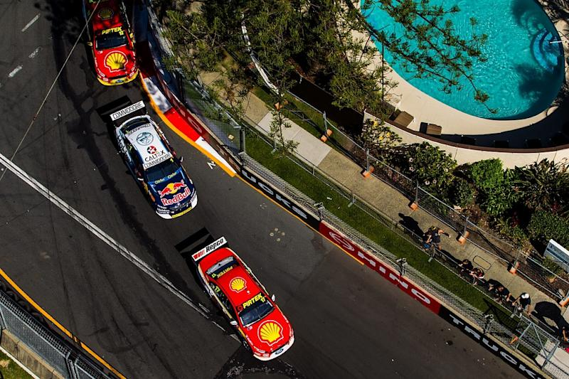 """Supercars won't """"be F1"""" with new engine penalties"""