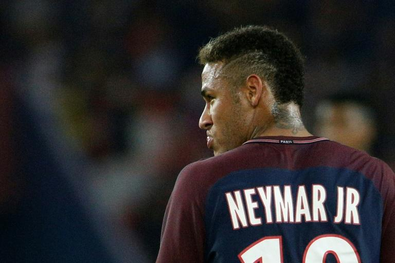 Neymar was named alongside Cristiano Ronaldo and Lionel Messi on the three-man shortlist for the Best FIFA Men's Player Award, which was announced in London