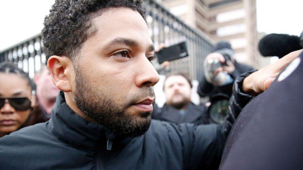 'Empire' actor Jussie Smollett hit with 16 count felony indictment by grand jury