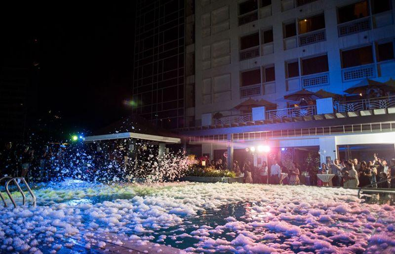 Quest Hotel & Conference Center Cebu welcomes 2020 at Neon Night 2.0