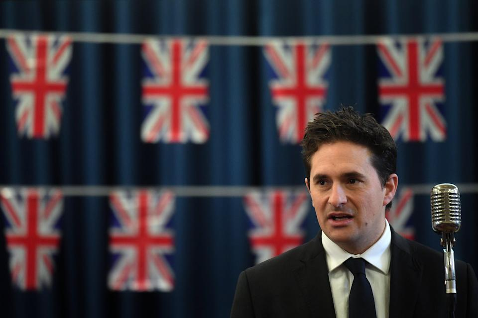 Veterans Minister Johnny Mercer (PA Archive)
