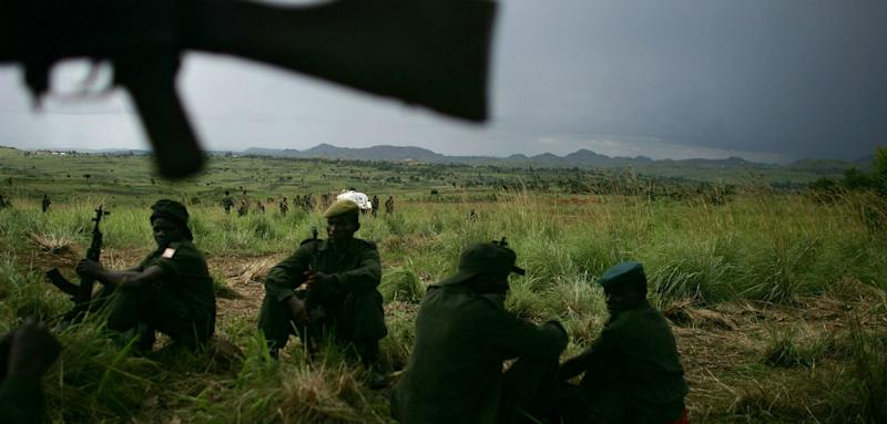 The U.N. Uncovers Dozens of Mass Graves in Central Congo