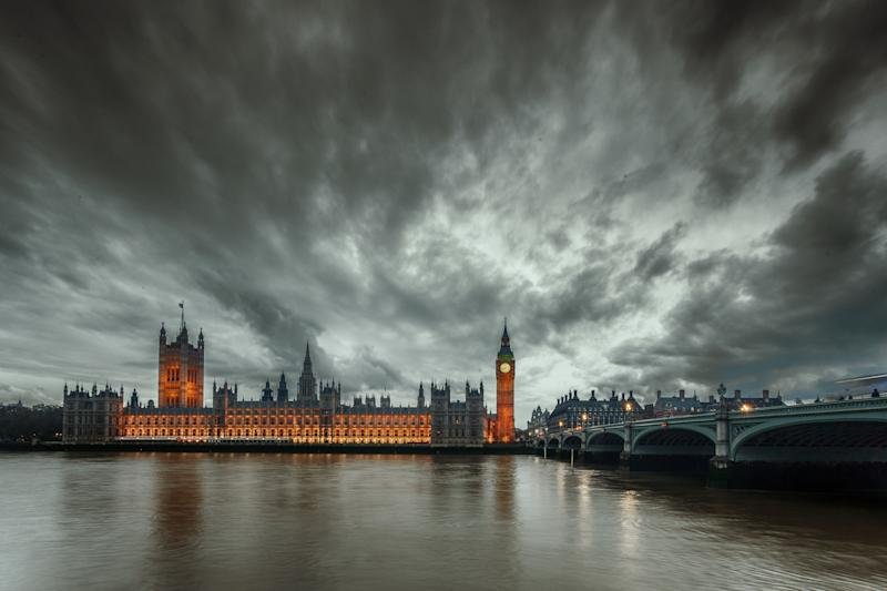 And the House of Parliament (Photo: mammuth via Getty Images)