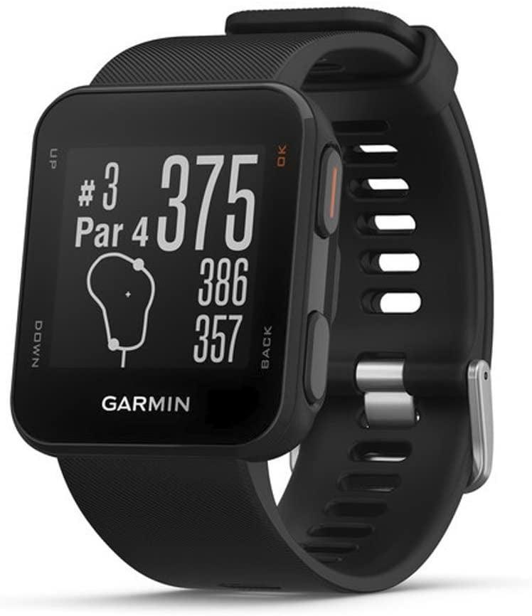 <p>The <span>Garmin Approach S10 Lightweight GPS Golf Watch</span> ($150) is such a helpful gift for the avid player. It's a smartwatch that provides all the data they need to play their best game including yardages from the front, back, middle of the green by using GPS, keeping track of the score, and so much more. </p>