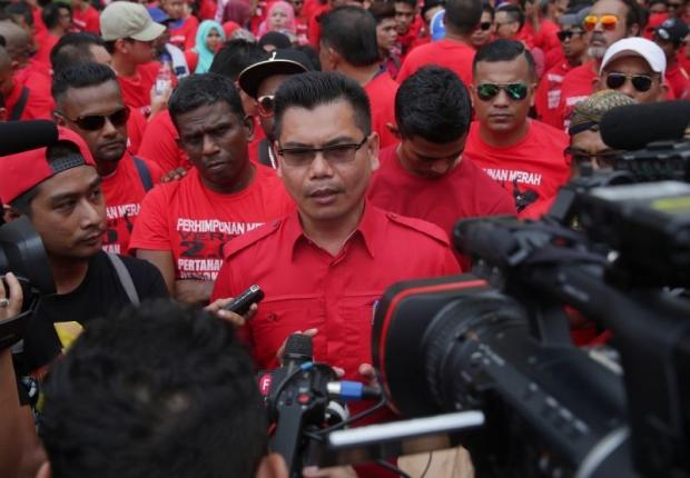 Jamal said that police will handle the case in the event it is genuine. — File pic
