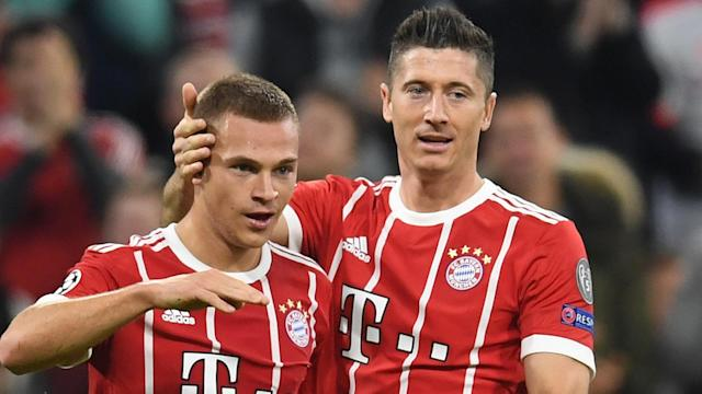 In his latest exclusive column for Goal, the Bayern Munich midfielder puts together a side including many of his current team-mates