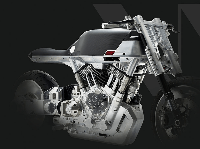 Starting with the intention to redefine premium motorcycle design and manufacturing, Vanguard Motorcycles introduced its first model. From its structural high-performance engine to its tablet-like dashboard the Roadster stands out.