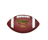 """<p><strong>Wilson</strong></p><p><strong>$34.50</strong></p><p><a href=""""https://www.amazon.com/dp/B000PD61ZA/?tag=syn-yahoo-20&ascsubtag=%5Bartid%7C10050.g.23838030%5Bsrc%7Cyahoo-us"""" rel=""""nofollow noopener"""" target=""""_blank"""" data-ylk=""""slk:Shop Now"""" class=""""link rapid-noclick-resp"""">Shop Now</a></p><p>Get him outside running his own routes with this leather football.</p>"""