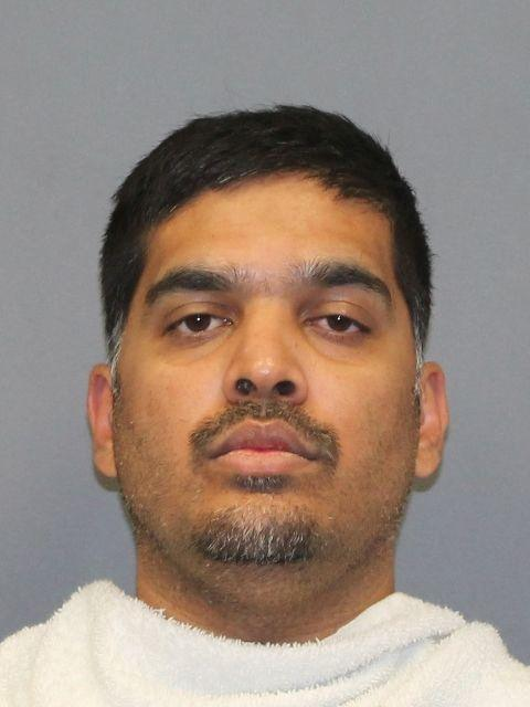 Wesley Mathews, 37, is shown in this police booking photo in Richardson, Texas, U.S., provided October 9, 2017.