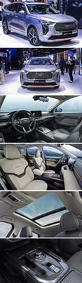 HAVAL JOLION appearance、interior design