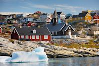 "Sailing around <a href=""https://www.cntraveler.com/gallery/photos-that-will-make-you-want-to-visit-greenland?mbid=synd_yahoo_rss"" rel=""nofollow noopener"" target=""_blank"" data-ylk=""slk:Greenland"" class=""link rapid-noclick-resp"">Greenland</a>, you'll be able to spot polar bears in the wild, visit ancient archaeological sites like Qilakitsoq (with mummies dating back to 1475), and dock at tiny waterfront villages right out of a storybook. And, if you time it right—with a visit between April and August—you can even catch the <a href=""https://www.cntraveler.com/galleries/2015-01-01/places-where-the-sun-never-sets-norway-alaska-sweden?mbid=synd_yahoo_rss"" rel=""nofollow noopener"" target=""_blank"" data-ylk=""slk:midnight sun"" class=""link rapid-noclick-resp"">midnight sun</a>. A small, expedition-style cruise is one of the best ways to inch toward the Arctic Circle, so you'll want to book early to get a spot on your dream itinerary (plus, you might need to stock up on trip-specific gear, depending on the excursions you plan to undertake)."