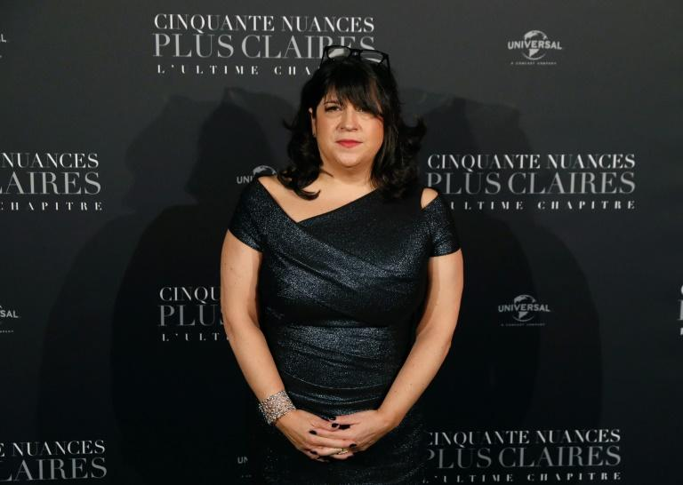 The film is the last based on author E.L. James' trilogy about a sadomasochistic love affair