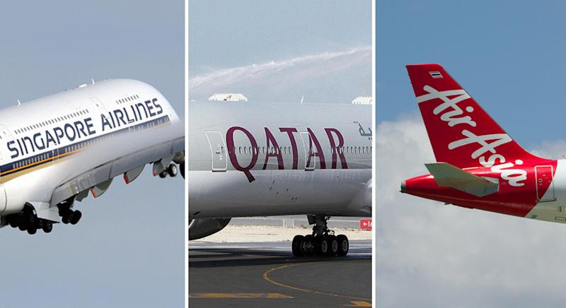 The top airlines - including the overall best, cleanest and most affordable - for 2019 have been revealed [Photos: Getty]
