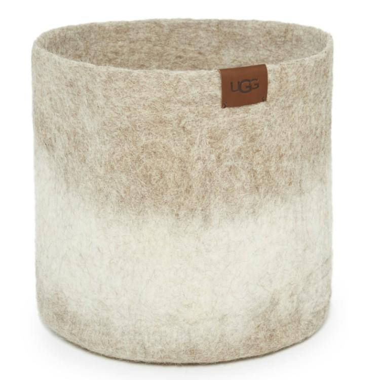 Ugg Vista Mar Felted Wool Basket (Photo: Nordstrom)