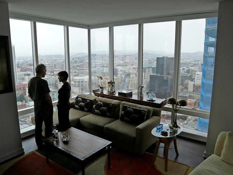 millennium tower residents