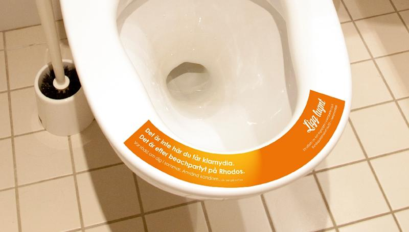 Can you catch sexually transmitted diseases from a toilet seat