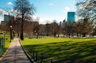 """<p><strong>Tell me: What's this place all about?</strong><br> The Freedom Trail starts at the <a href=""""https://www.cntraveler.com/activities/boston/boston-common?mbid=synd_yahoo_rss"""" rel=""""nofollow noopener"""" target=""""_blank"""" data-ylk=""""slk:Boston Common"""" class=""""link rapid-noclick-resp"""">Boston Common</a>, the oldest public park in the United States, following a red brick path lined with 16 storied landmarks, which paint a picture of Boston's revolutionary history. The most appealing part of the 2.5-mile trail is that you can choose your adventure, hopping on and off to explore beyond a set route.</p> <p><strong>What's it like being there?</strong><br> Although tourists flock the Freedom Trail, this pedestrian path coincides with the day-to-day rush of downtown Boston. You'll see revolutionary sites in a modern setting and walk alongside commuters and kids after-school. The experience paints a fitting portrait of how Boston has evolved around these landmarks, which have become a part of everyday life.</p> <p><strong>What's the deal if we want a guide?</strong><br> The Freedom Trail Foundation offers 90-minute guided tours led by historical actors dressed in 18th-century garb. If you can get over the costumes, you'll learn a lot from guides, who provide an in-depth primer on revolutionary history while in character, which is harder than it looks! If you would rather take an audio tour, download the foundation's snazzy new smartphone app and benefit from guided expertise on your own schedule. During Black History Month (February) and Women's History Month (March), the foundation also leads specific tours with a narrow focus on the historic contributions of each group.</p> <p><strong>Does it live up to the hype?</strong><br> Boston's Freedom Trail is essential part of any trip in this city that's a walker's dream—as long as the weather holds. It's hard not to feel the history by walking this path, tread by people who honor the city's lasting legacy as the birthplace of the """