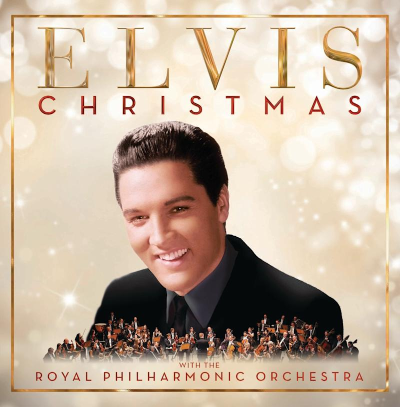 Elvis Christmas Album.Elvis Christmas Album With Orchestra Coming This Fall