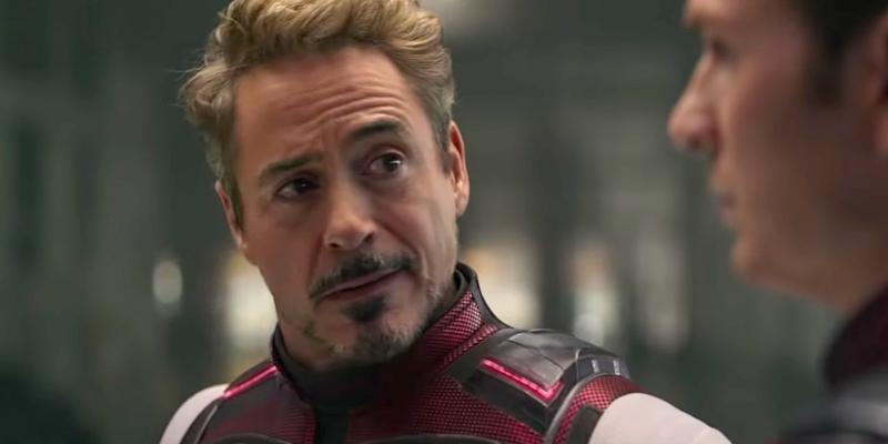 Robert Downey Jr as Tony Stark in Avengers: Endgame (Credit: Disney)