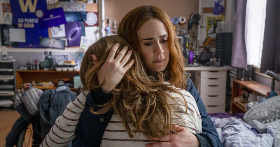 See Sarah Paulson as the mom of your nightmares in chilling 'Run' trailer