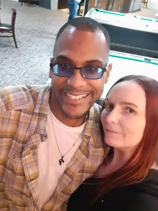 Tina Ouellette and her boyfriend James Washington haven't seen one another since last August.