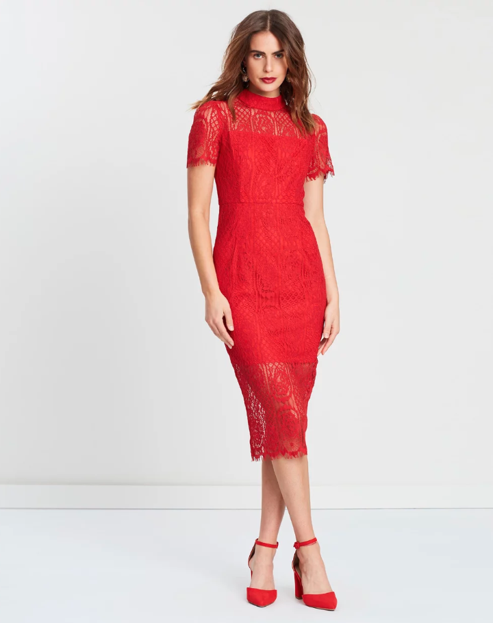 Mossman Making The Connection Dress - $111.96