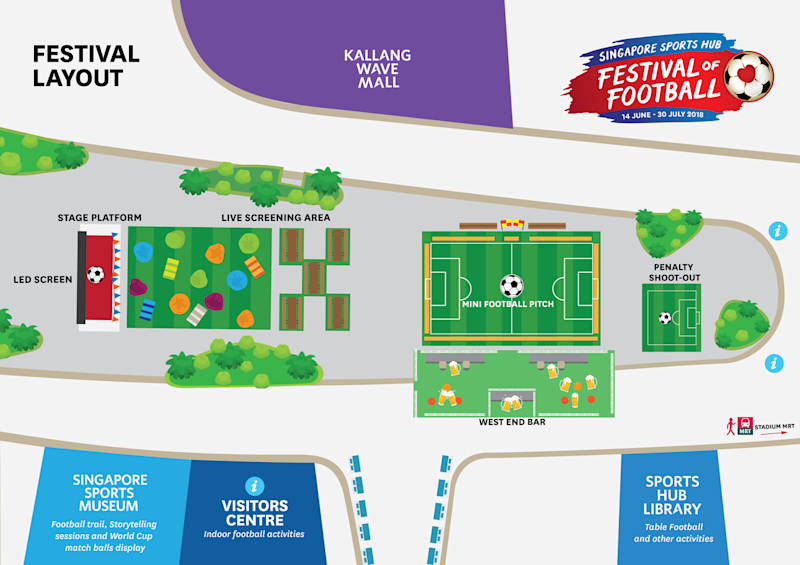 The search for the Ultimate Football Family is on at the Sports Hub
