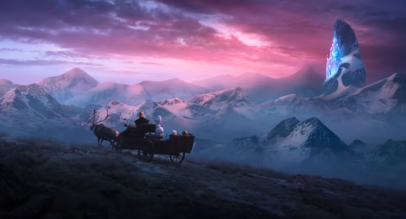 Elsa Tries To Save Arendelle In New Frozen 2 International Trailer