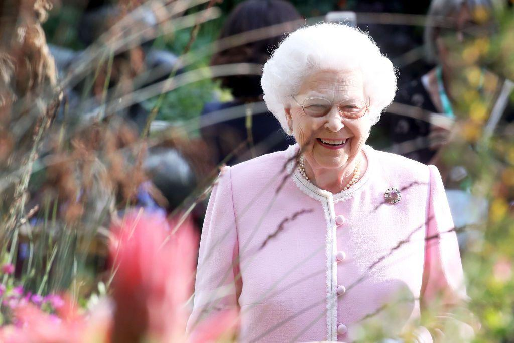 <p>Her Majesty has only ever missed two Chelsea Flower Shows since 1953, after all...</p>