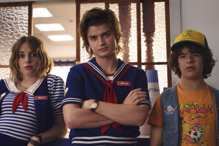 Stranger Things returns for the Fourth of July. Credit: Netflix