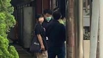 Exclusive AFP video of democracy activist Chow Hang-tung being detained