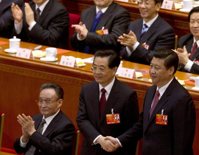 China's Xi caps rise to take on myriad challenges