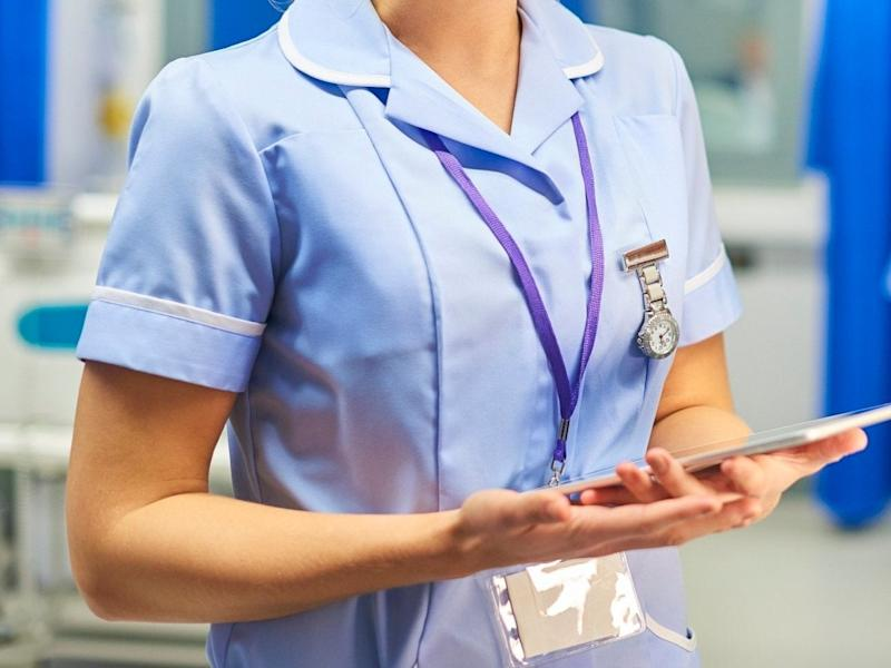 Student nurses, midwives and healthcare students have called on the next government to overhaul the system: Getty