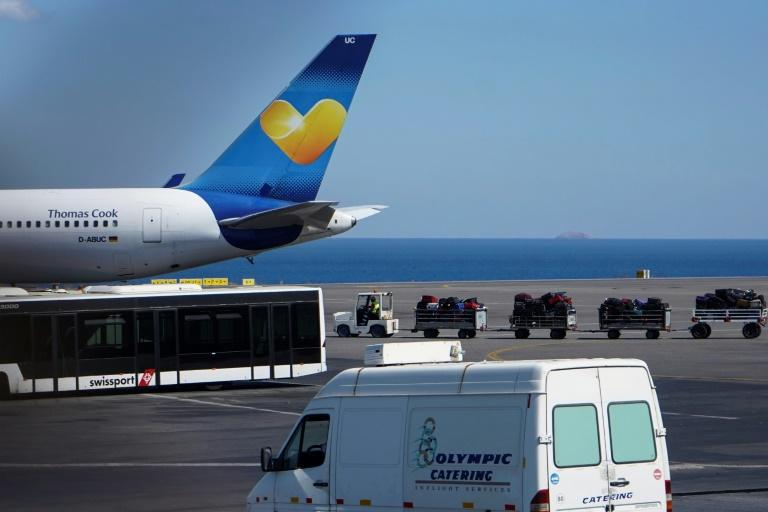 Around 600,000 holidaymakers were left stranded after Thomas Cook collapsed