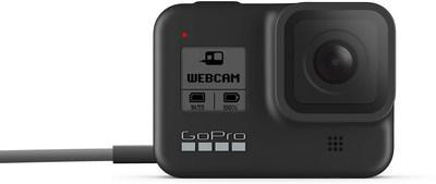 GoPro HERO8 Black firmware update enables the GoPro to work as an HD Webcam with the macOS desktop utility, and as of today, with a Windows beta desktop utility, too. For those looking to go cordless, GoPro has also launched a high-quality live streaming service for its Plus subscribers.