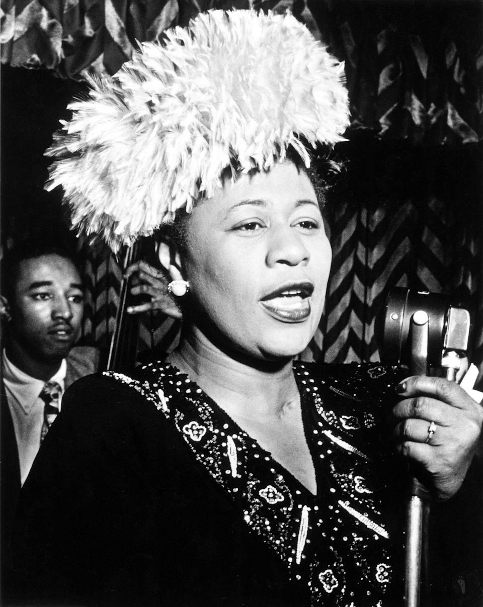 <p>Ella Fitzgerald was a formidable jazz singer who toured the world and became a household name in the process. She won an impressive 13 Grammy awards and sold over 40 million albums. </p><p>Along the way, the First Lady of Song and her manager refused to accept discrimination at hotels, concert venues, or restaurants. Fitzgerald was also an advocate for disadvantaged youths, supporting and donating to organizations fighting for child welfare. </p>