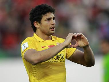 2022 FIFA World Cup Qualifiers: Brazil-born striker Elkeson hopes to repay China's 'love and care' by firing team into showpiece event