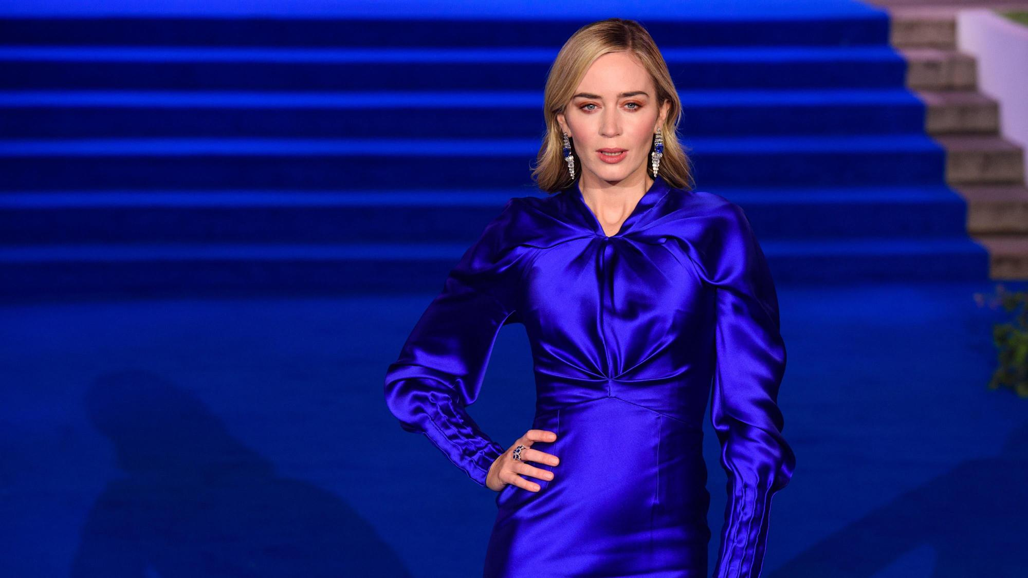 Emily Blunt to star in epic western series The English for BBC One