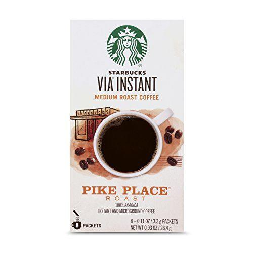 """<p><strong>Starbucks</strong></p><p>amazon.com</p><p><strong>$5.38</strong></p><p><a href=""""https://www.amazon.com/dp/B01LTI962O?tag=syn-yahoo-20&ascsubtag=%5Bartid%7C10055.g.32403995%5Bsrc%7Cyahoo-us"""" rel=""""nofollow noopener"""" target=""""_blank"""" data-ylk=""""slk:Shop Now"""" class=""""link rapid-noclick-resp"""">Shop Now</a></p><p>The strong, pleasant, freshly brewed coffee aroma of this option smelled like walking into … well, a bustling Starbucks. What's more, the smooth, balanced cup looked and tasted as good as it smelled, with a dark chocolate color and toasted nut flavor. Instead of braving the morning commute crowd, we'd happily enjoy a cup of this instant instead, right at home. </p>"""